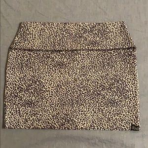 NWOT Billabong Bodycon Skirt
